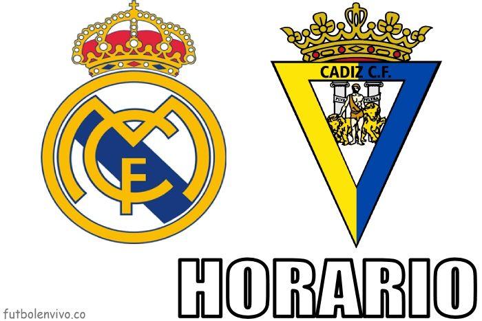 Real Madrid vs Cádiz: Horario. Les presento la hora de juego del partido entre Real Madrid y Cádiz por Copa del Rey para varios países.