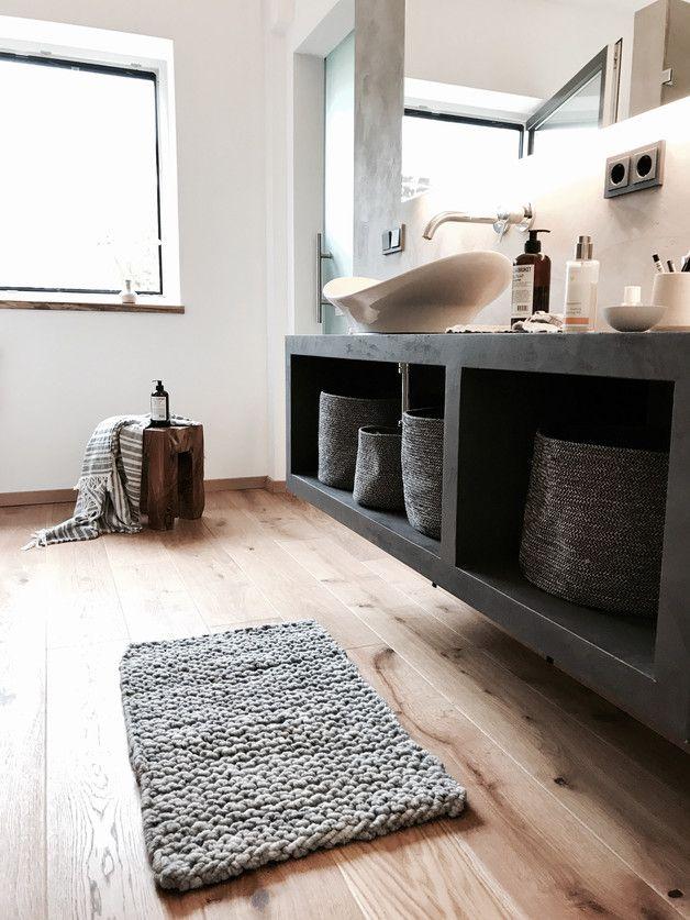 badezimmer teppich trendy badematte rot x cm mikrofaser badezimmer teppich dusch with. Black Bedroom Furniture Sets. Home Design Ideas