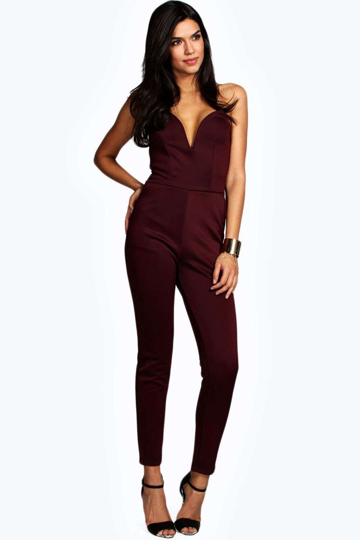 Cery Bustier Style Jumpsuit, get upto 20% Off on with Boohoo Coupon codes and Boohoo Promo codes.
