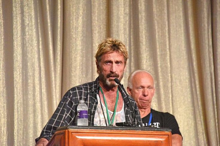 """The epic and unpredictable adventures of John McAfee have taken their most startling turn yet: He's accepted a job working for someone else. Toronto-basedEquibit Development Corporation said in a press release today that McAfee has been hired as the company's chief security officer. In a somewhat unusual arrangement, however, McAfee will be reporting to the board and not the CEO. """"We're honored and thrilled to be working with John McAfee,"""" said Equibit CEO Chris Horlacher in a statement…"""