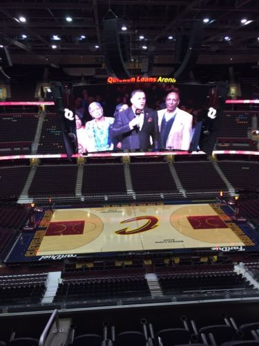 #tickets 2 Cleveland Cavaliers Cavs Tickets Eastern Conference Finals Home Game 1 please retweet