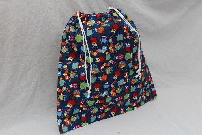 Waterproof Swimming or Laundry drawstring bag