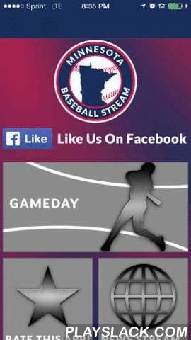 Minnesota Baseball STREAM  Android App - playslack.com , Minnesota Twins fans! If you want to latest and greatest way to keep up with your favorite team, then check out the Minnesota Baseball STREAM App!! Get news, scores, standings, videos and more regarding your beloved Minnesota Twins.We have also put in a fan wall, chat and other features that you will love! Looking for Wallpapers? We have even made it so you can download and install Minnesota Twins wallpapers straight to your phone…