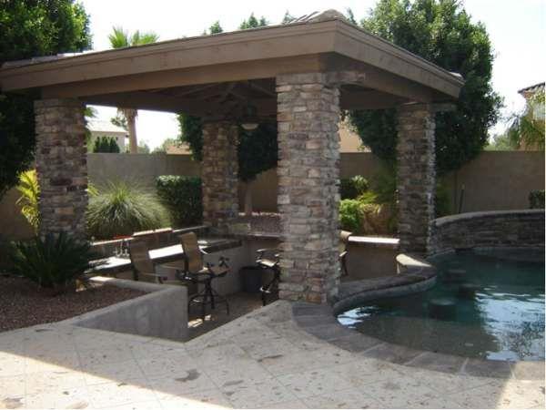 Backyard Designs Az :  Patio Design, Backyard Ideas, Backyard Landscaping, Backyard Patio