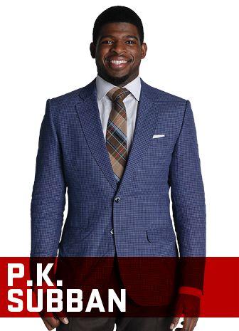 P.K. Subban pose pour l'Annuel 2013-2014 du Magazine CANADIENS. / P.K. Subban poses for the 2013-14 CANADIENS Yearbook. #Habs