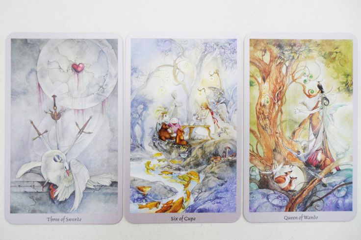A WHIMSICAL TAROT DECK THAT PACKS A MEAN BITE...   Today I want to talk about a very special deck of tarot cards that came into my life ...