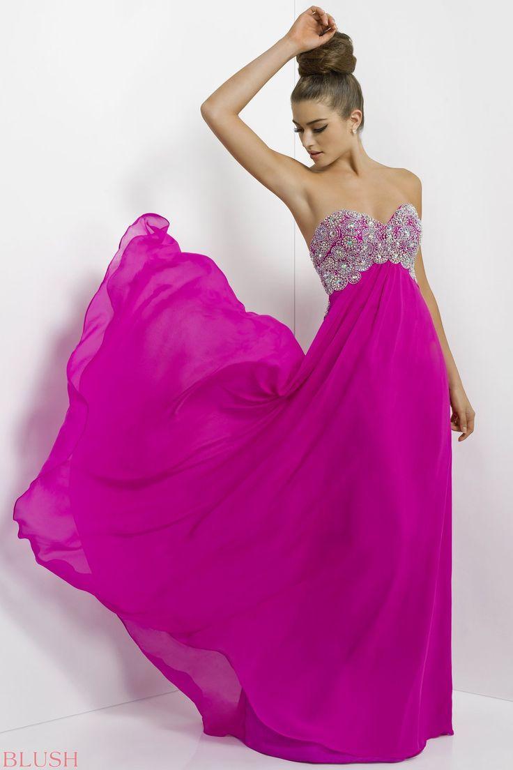 11 best Blush Prom 2014 images on Pinterest | Prom dresses, Ballroom ...
