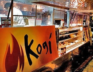 Kogi BBQ Food Truck - Los Angeles, CA