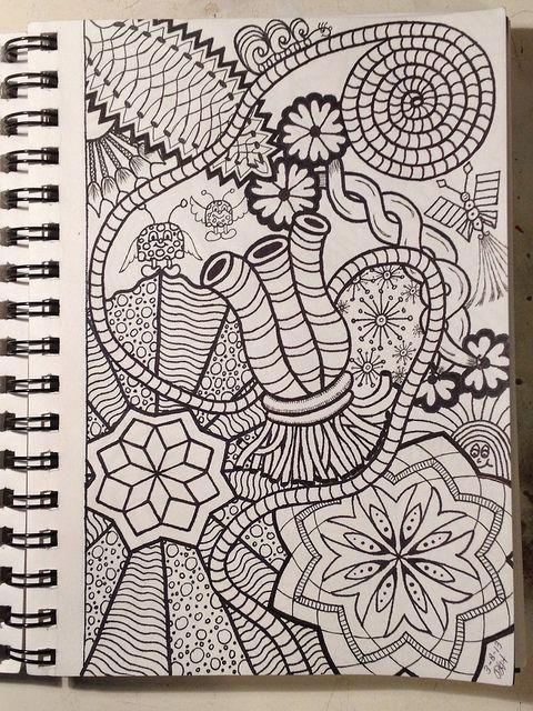 My Original Doodles   Flickr - Photo Sharing!