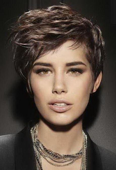 Fotos de cortes de cabello corto para mujeres