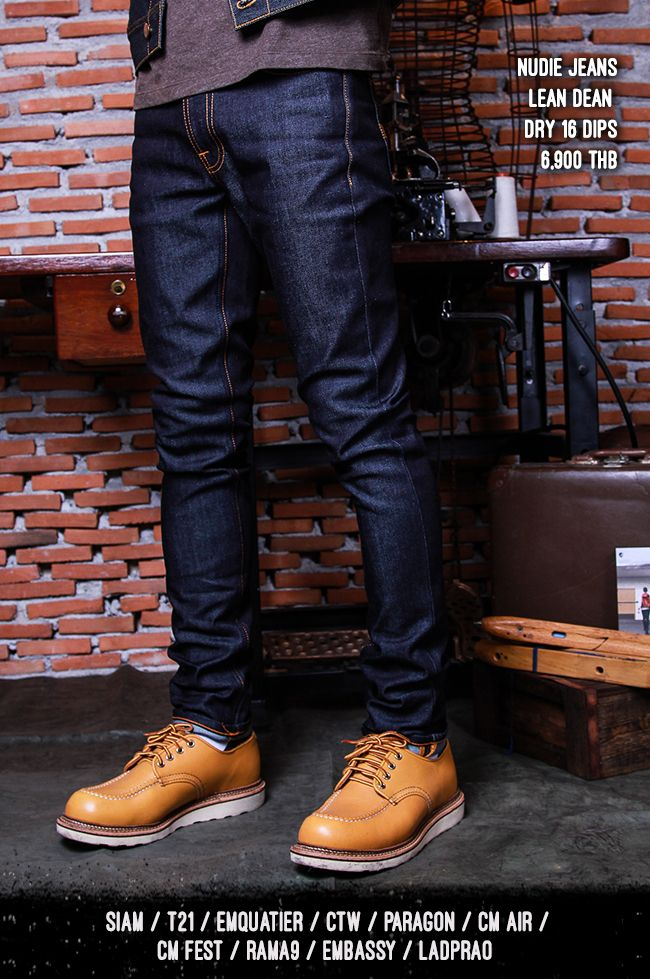 NEW ARRIVAL : NUDIE JEANS | Pronto denim