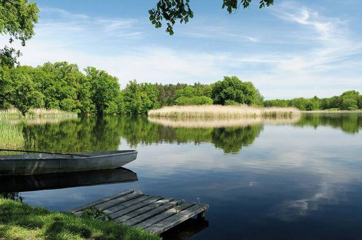 Mazurski krajobraz