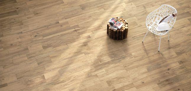 pavimento effetto LEGNO in gres porcellanato