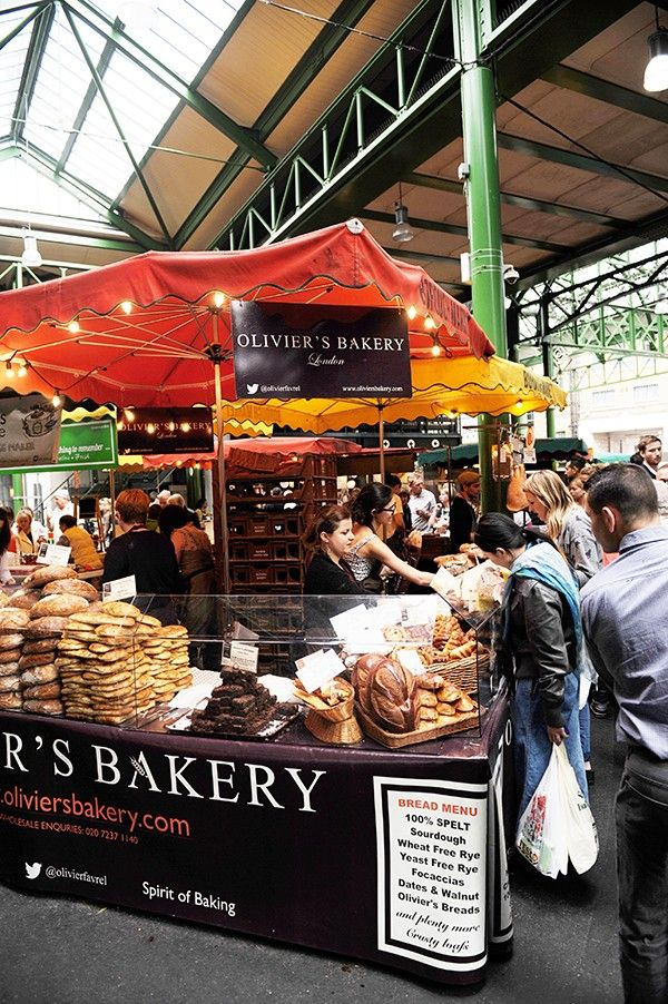 interesting things to do in london borough market