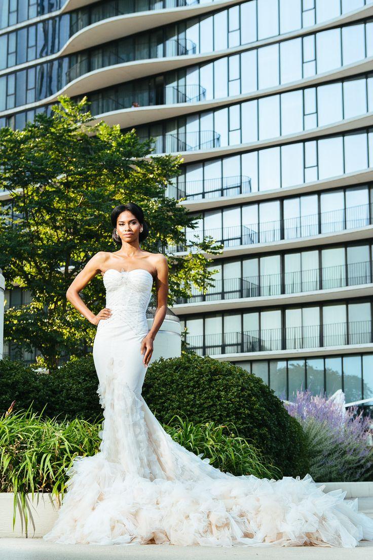 Fabulous Wedding Dress Chicago   Wedding Photography