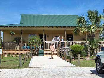 Alabama Gulf Coast Zoo Entrance