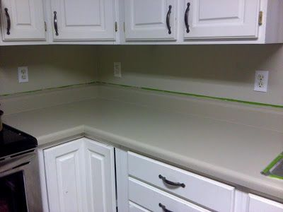 Rustoleum Countertop Paint In Cobblestone Beach House