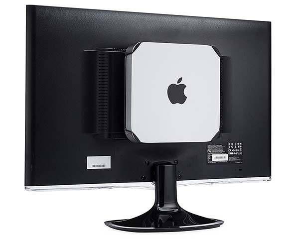 The Mac Mini Mount Fits On The Wall Under The Desk And More Gadgetsin Mac Mini Computer Macbook Pro Sale