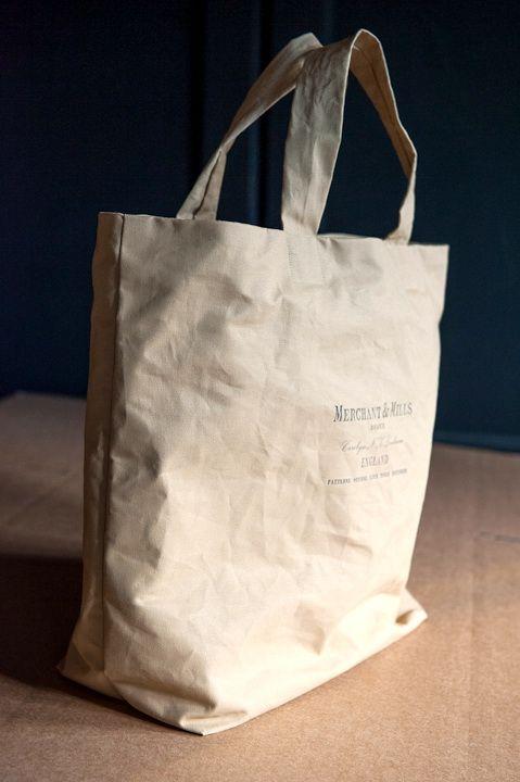 Canvas Tool Bag | Merchant & Mills