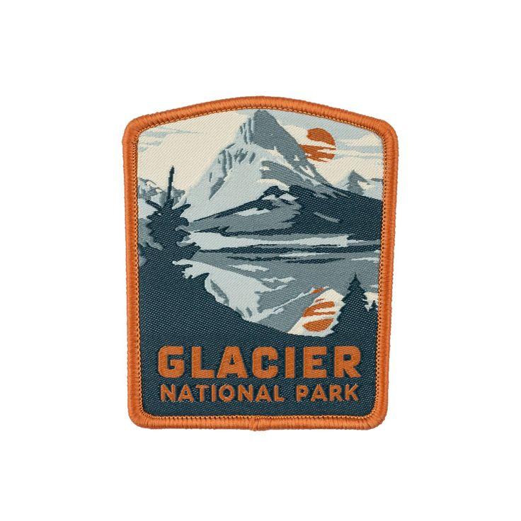 Glacier National Park Patch National park patches