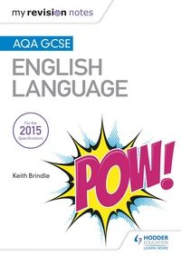 AQA GCSE English language by K Brindle