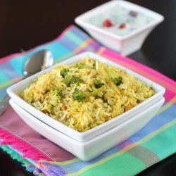 Cabbage Broccoli Rice