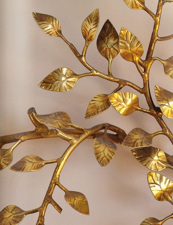 39 best gilding gold leaf images on pinterest paint for Gold home decorations