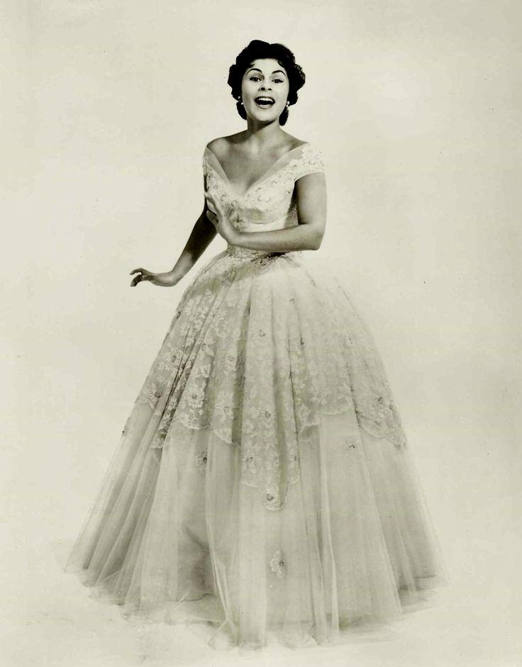 Roberta Peters, cantante de ópera