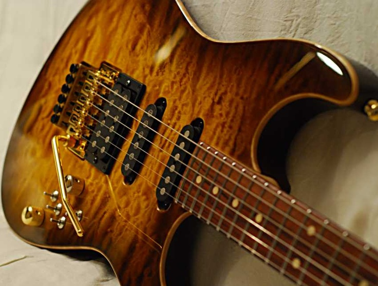 tom anderson hollow drop top in deep tobacco fade guitars in 2019 guitar art cool electric. Black Bedroom Furniture Sets. Home Design Ideas