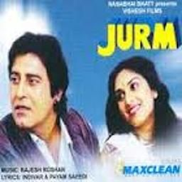 Check out this recording of Jab Koi Baat Bigad Jaaye ( Jurm 1990 ) made with the Sing! Karaoke app by Smule.