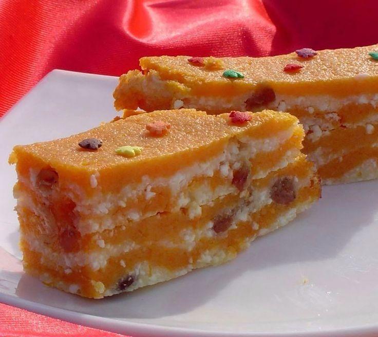 """""""Budinca din dovleac cu brânză și stafide"""" este un desert parfumat, foarte gustos și sănătos. Puteți servi acest deliciu la micul dejun, oferindu-vă energie și bună dispoziție. Dovleacul la cuptor cu brânză și stafide este un desert nutritiv, delicios, dietetic și cu puține calorii. Savurați-l cu plăcere și primiți doza de calciu și vitamine! Echipa …"""