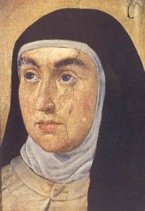 """""""We always find that those who walked closest to Christ were those who had to bear the greatest trials."""" - St. Teresa of Avila, Doctor of the Church"""