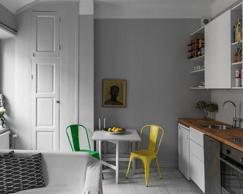 Kleine Küche Tisch Ideen - die Kleine Küche Tisch Ideen ...