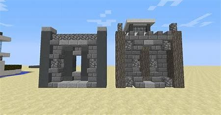 Image result for Minecraft Wall Designs