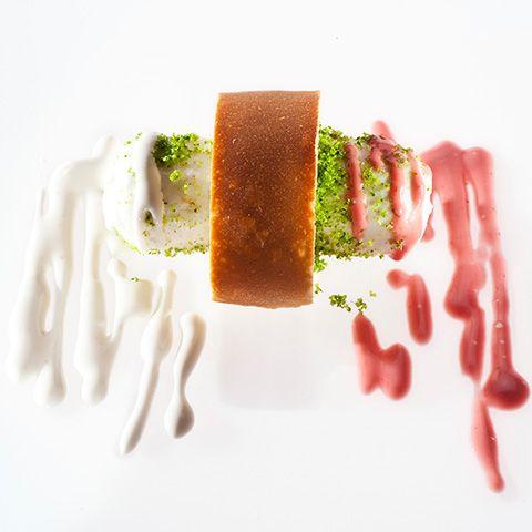 Hot Dog ... di seppia  Moreno Cedroni