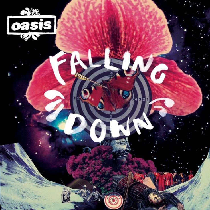 Falling Down by Oasis - Falling Down