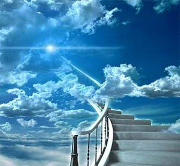 Stairway to Heaven ..