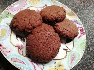 Blondie kookt: Supersnelle Nutellakoekjes
