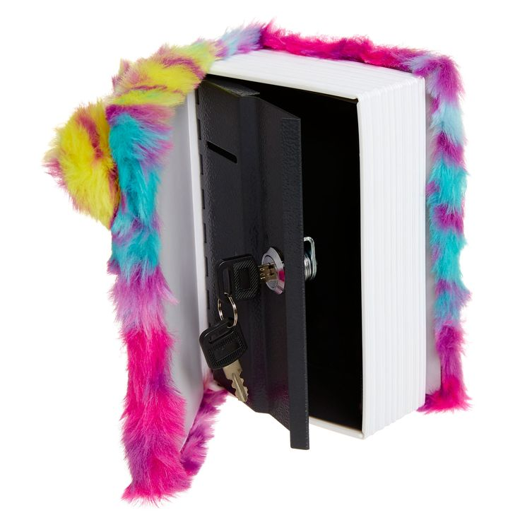 Image for Fluffy Booksafe from Smiggle UK