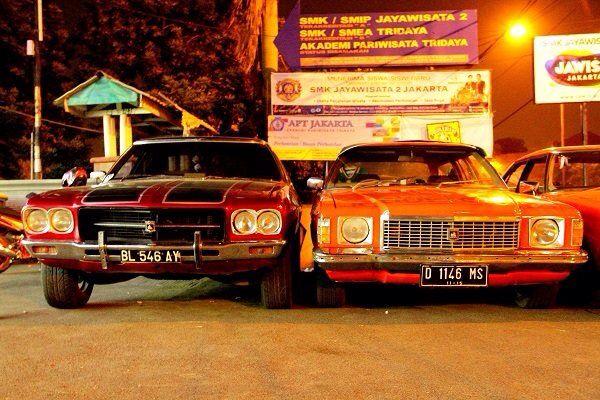 Holden premier HQ & kingswood SL