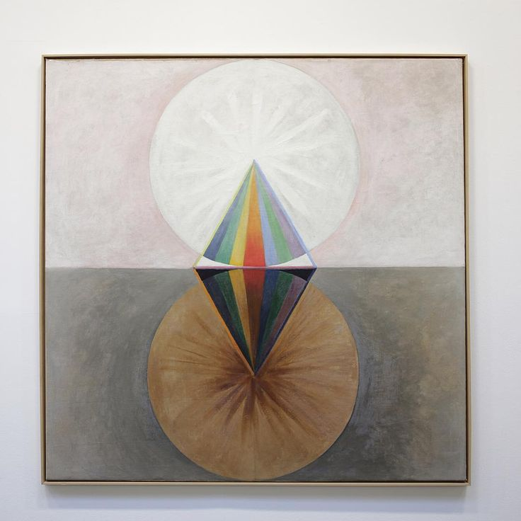 OPEN TODAY! Hilma af Klint: Painting the Unseen is at the Serpentine Gallery until 15 May 2016.  Hilma af Klint: Painting the Unseen; Installation view Serpentine Gallery; London (3 March – 15 May 2016); Image © Jerry Hardman-Jones  #hilmaafklint