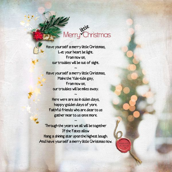 Ja Christmassong Yuletide Little Christmas Merry And Bright
