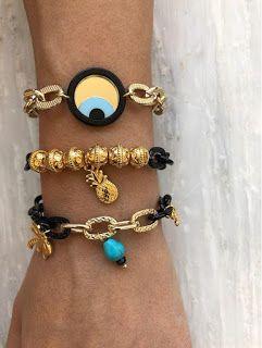 Great Fashion jewels 2019, Fashion jewels, necklaces, bracelets .: trendy bracelets …