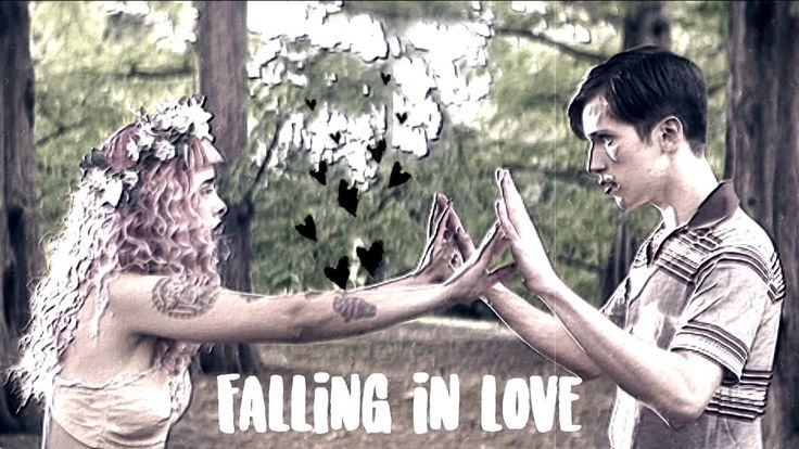 Melanie and Johnny - Can't help falling in love