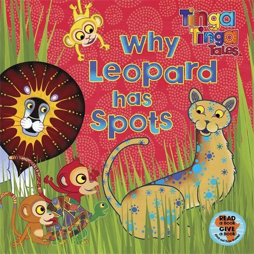 Tinga Tinga Tales: Why Leopard Has Spots: Amazon.co.uk: Tiger Aspect: 9780141342160: Books