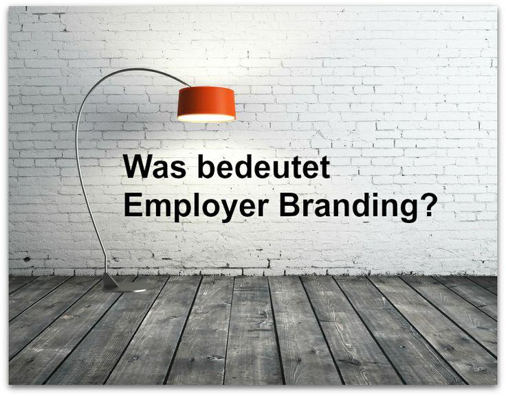 Employer Branding bezeichnet strategische Marketingmaßnahmen, die dazu dienen, das Unternehmen als attraktiven Arbeitgeber zu positionieren. Der Schwerpunkt liegt hierbei bei der internen Markenbildung und der Abgrenzung zu den Mitbewerbern.
