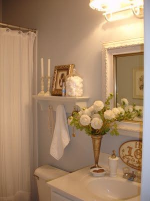 Best 25 french country curtains ideas on pinterest for French bathroom decor