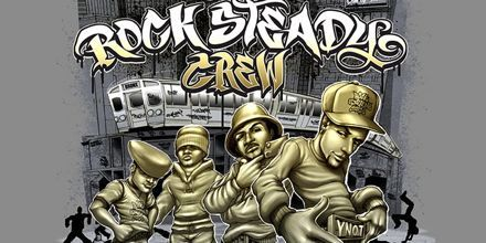 Rock Steady Crew president Crazy Legs prepares for retirement from battling after 35 years