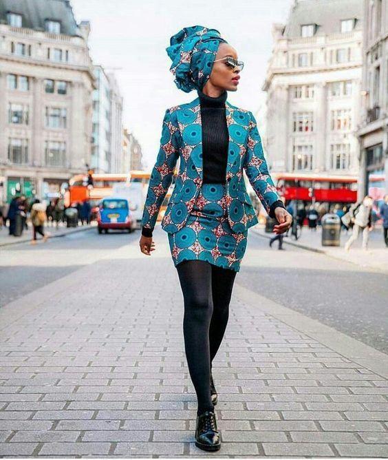 Latest Ankara Dress Styles African Attire African Fashion