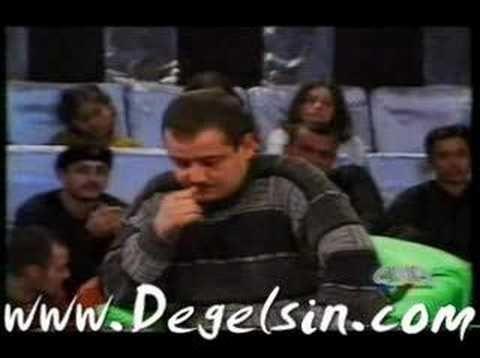 De Gelsin 2001 Elchin A vs Mirsadiq part 1